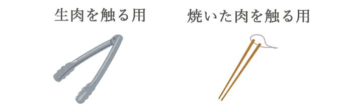桜エビ挿絵②_食中毒を防ぐ為にはBBQ花見